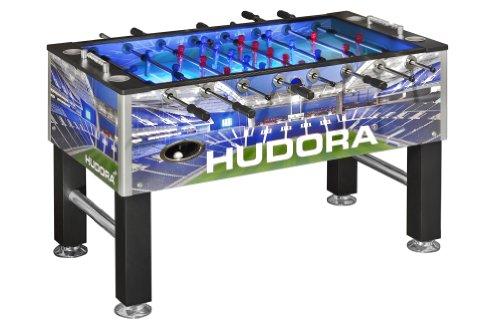 HUDORA Kickertisch Neapel mit Beleuchtung