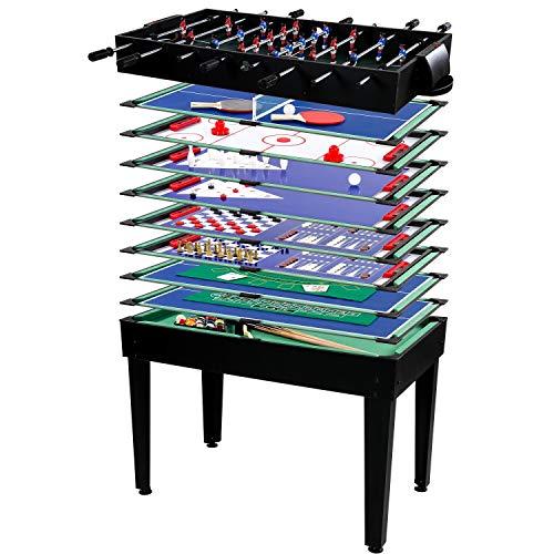 Multigame Spieletisch Mega 15 in 1